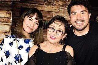 Vilma Santos excited sa engagement nina Luis, Jessy