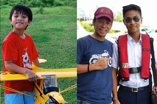 'My little boy is now a pilot!' Kuya Kim a proud dad over son's achievement