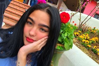 Andrea Brillantes, game maging kalaban ni Darna
