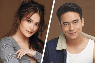 Jameson Blake clears relationship status with Elisse