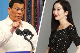 'Napahanga niya 'ko': Kris Aquino says 'authentic' Duterte worth emulating