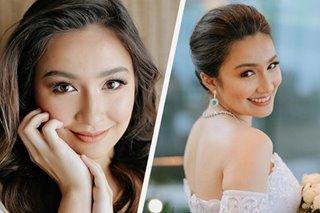 LOOK: Singer Gerphil Flores is a radiant bride