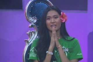 Lou Yanong gets 7th spot in 'Big Night' of 'PBB: Otso'