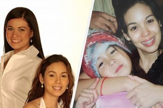 Bea Alonzo thanks Julia Barretto's aunts Gretchen and Claudine