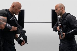 Movie review: 'Hobbs & Shaw' combines fast and furious action with comedy