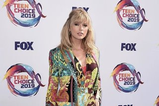 Taylor Swift announces new single 'Lover'