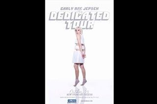 Carly Rae Jepsen is returning to PH this October