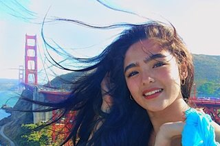 Andrea Brillantes, higit 6 milyon na ang Instagram followers