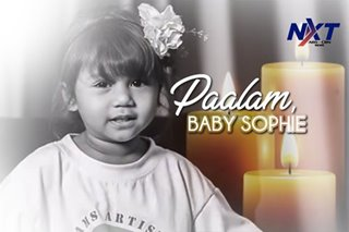 Paalam, Baby Sophie
