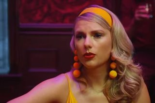 Taylor Swift releases music video for 'Lover'