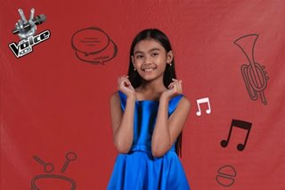 'The Voice Kids 4': Cavite gal charms with sweet voice