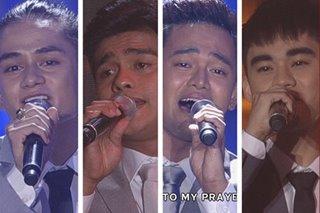 Miguel, Dan, Lance at Lucas ng 'Idol PH', bahagi na ng 'ASAP Natin 'To'