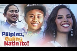 'Isigaw Mo' #GalingNatinIto music video, inilabas