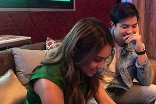 LOOK: Kathryn, Alden in Cambodia for 'Hello, Love, Goodbye' premiere