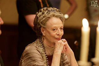 Maggie Smith: prickly yet endearing 'Downton Abbey' countess