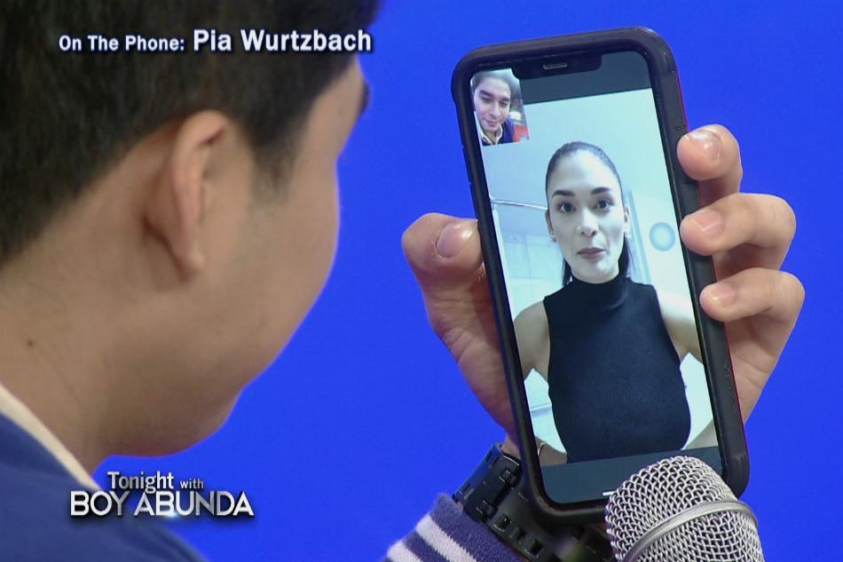 How McCoy de Leon handled phone call with crush Pia Wurtzbach