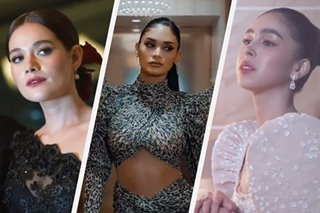 15 mesmerizing videos of Kapamilya ladies in their ABS-CBN Ball fashion