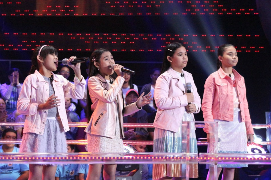 'Voice Kids 4' battles: All-girl group from Sarah's team fight for slot in next round