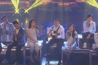 Talented teachers, bumida sa 'ASAP'
