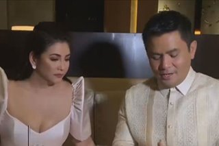 Regine Velasquez, inaming ini-stalk sina Bea, Gerald, at Julia