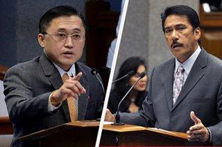 Ban them here too: Go, Sotto scoff at US senators' call for travel ban vs De Lima jailers