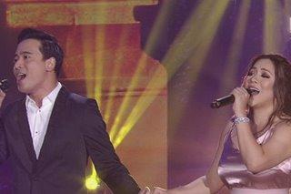 Angeline Quinto at Erik Santos, muling nag-duet sa 'ASAP'