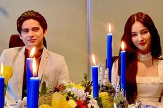 James Reid, Nancy of Momoland team up for teleserye