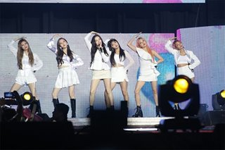 Concert recap: Momoland, ex-Wanna One members impress good friends in Manila gig