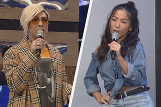 'Hindi puwedeng puro aura': Vice Ganda, Dawn Chang take jab at GirlTrends over viral video