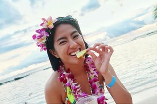 Gretchen Ho, enjoy sa kanyang trip sa Hawaii