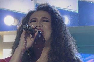 Anton Diva becomes Regine Velasquez in 'Tawag' celebrity tilt
