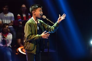 'The Voice Kids 4': Cyd wows with take on 'When We Were Young'