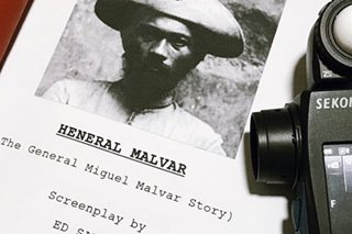 General Malvar's great-grandson opposes upcoming film starring Pacquiao