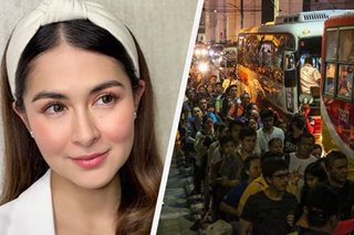 Marian Rivera apologizes for controversial answer about traffic