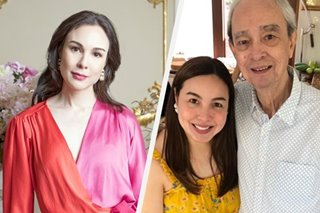 Gretchen Barretto blames sister Marjorie for father's heart attack