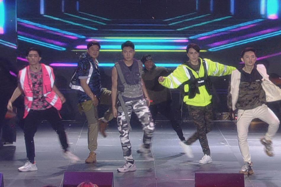 WATCH: Kapamilya heartthrobs dance to BTS song