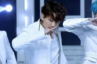 BTS member Jungkook causes minor car accident