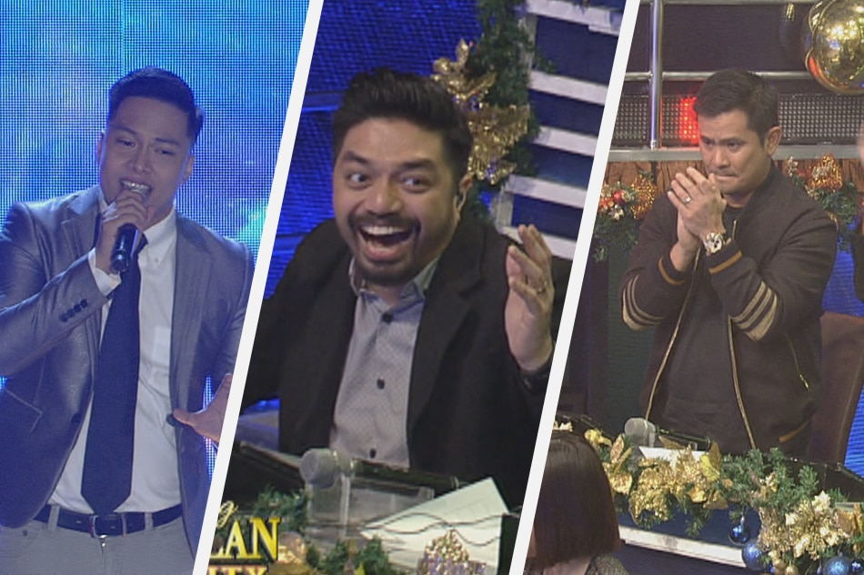 Remember Agatom? 'Sineskwela' star gets standing ovation as 'Tawag' finalist