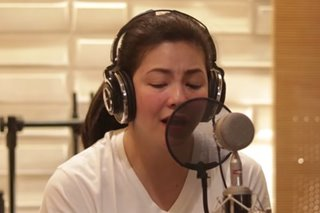 Recording video ng 'Unbreakable' nina Regine at Moira, inilabas na