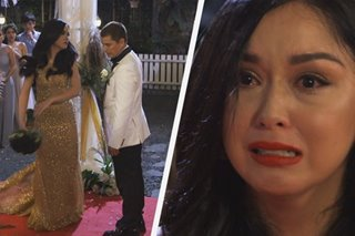 'Kadenang Ginto': Bride in gold Romina attacks Robert in scene that explains series title