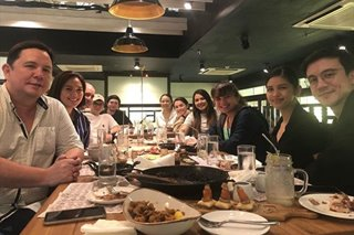 LOOK: Maine Mendoza meets Arjo Atayde's family
