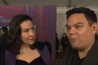WATCH: Fil-Am couple behind 'Frozen 2' songs 'outdid themselves,' says director