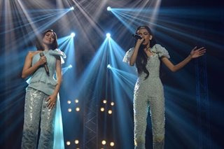 Zephanie nakipag-duet kay Sarah at Regine sa first solo concert