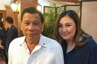 Sharon Cuneta 'hopes' Duterte will 'reconsider decision' over ABS-CBN franchise
