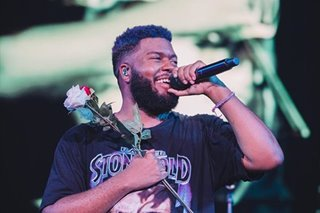 Khalid to hold PH concert in April