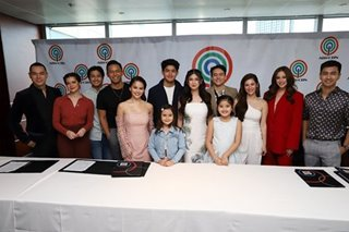 IN PHOTOS: 13 Kapamilya stars renew contract with ABS-CBN
