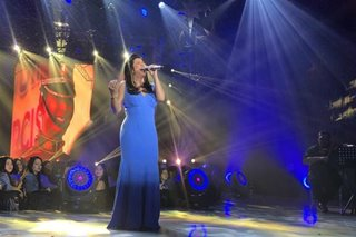 Regine Velasquez named Aliw Awards' Entertainer of the Year
