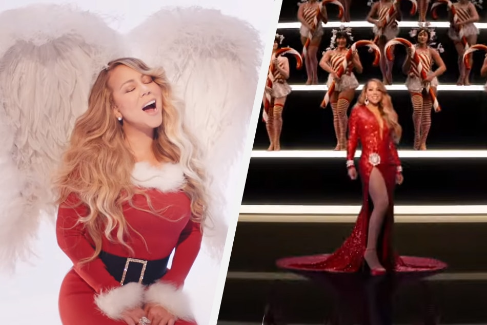 Pop Superstar Mariah Carey Enjoying Unprecedented Success with Christmas Recordings