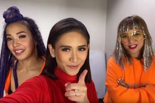 Wait, there's more: Sarah G, G-Force tease 'Tala 2.0'