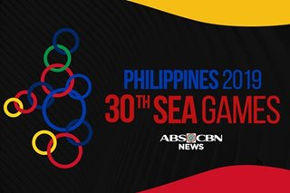 Pilipinas tiyak nang overall champion sa 30th SEA Games